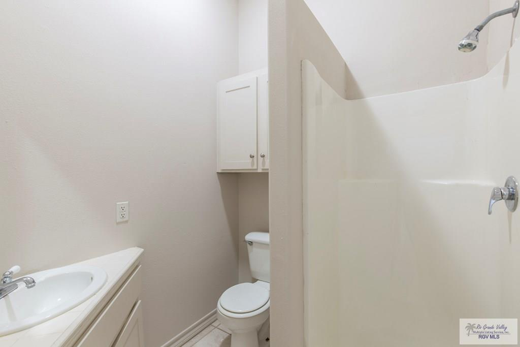 Service Quarters Bathroom